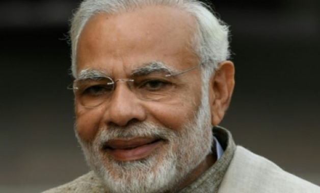 © AFP/File | Prime Minister Narendra Modi thanked voters in Gujarat, his home state in India's west