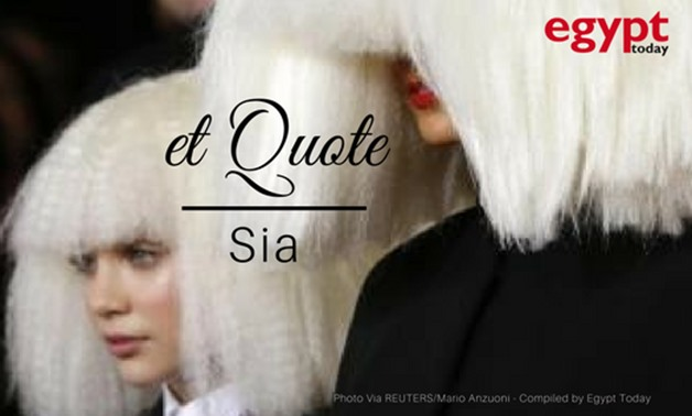 Singer Sia and dancer Maddie Ziegler arrive. REUTERS/Mario Anzuoni February 09, 2015 06:35pm EST – Compiled by Egypt Today