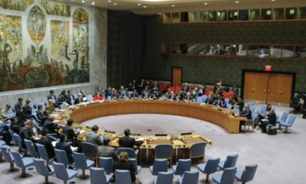 © AFP / by Carole LANDRY | The UN Security Council meets to discuss a measure rejecting US President Donald Trump's recognition of Jerusalem as Israel's capital - Washington is expected to veto the draft