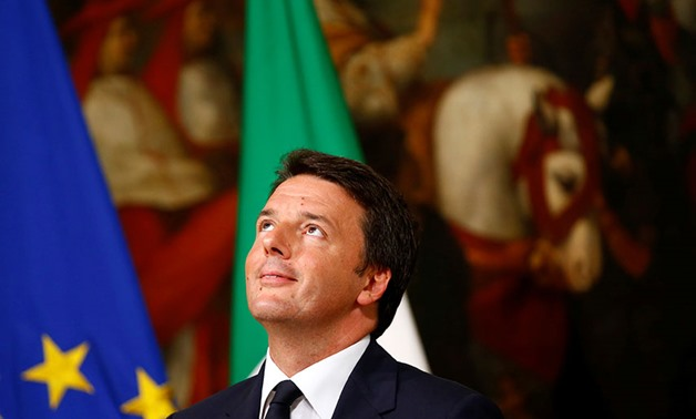 Prime Minister Matteo Renzi, here at a June press conference, has promised to overhaul the justice system but faces serious opposition. REUTERS/Tony Gentile