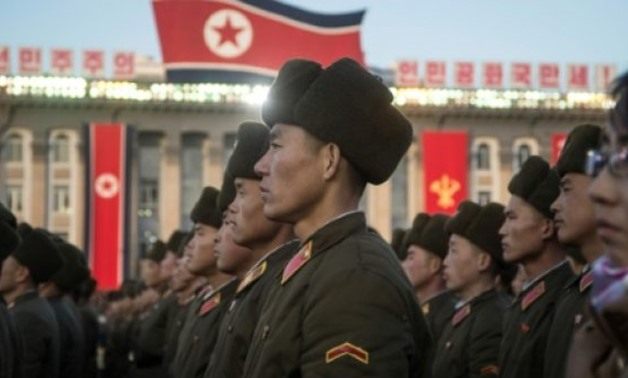 An increasingly-belligerent Pyongyang -- and volatile US rhetoric -- dominated the world agenda and looks set to do the same next year - AFP/File / by Hwang Sunghee