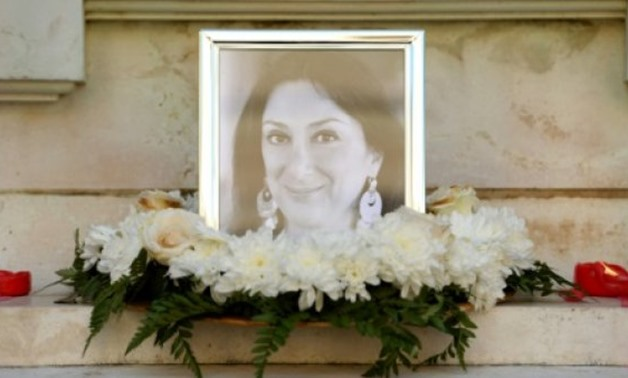 One of Malta's most prominent public figures, Daphne Caruana Galizia became well-known thanks to a blog she used to expose crime and corruption in the small but economically booming nation - AFP/File