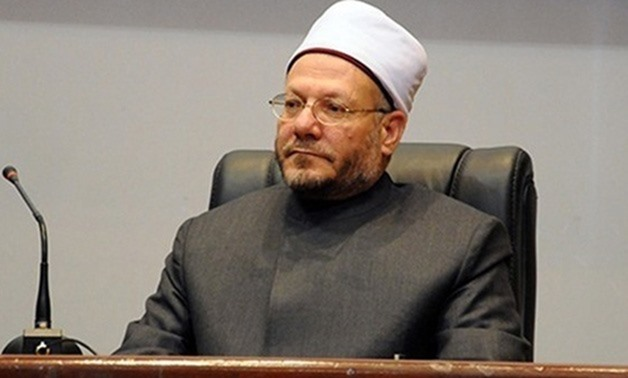 FILE- Egypt's Grand Mufti Shawki Allam