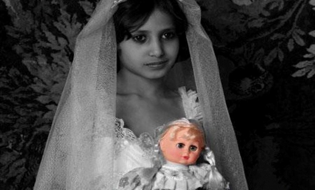 A representational image of Child marriage - File