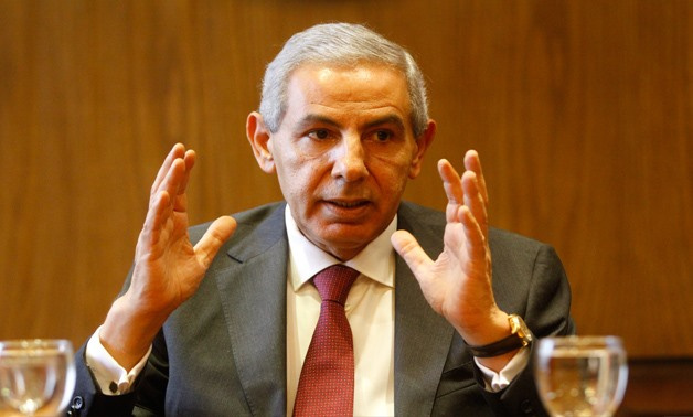 FILE – Minister of Industry and Foreign Trade Tarek Kabil in an interview with Business Today Magazine in September 2017