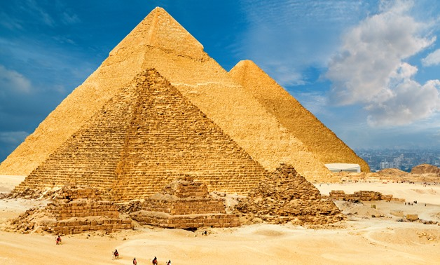 Pyramids of Giza - Egypt Today