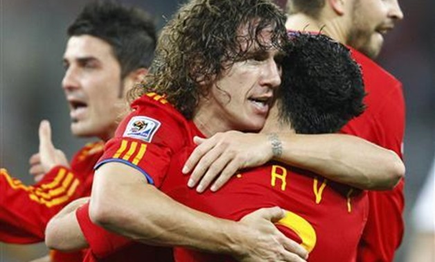Puyol it would be difficult for madrid if barcelona wins for Lampen reuter