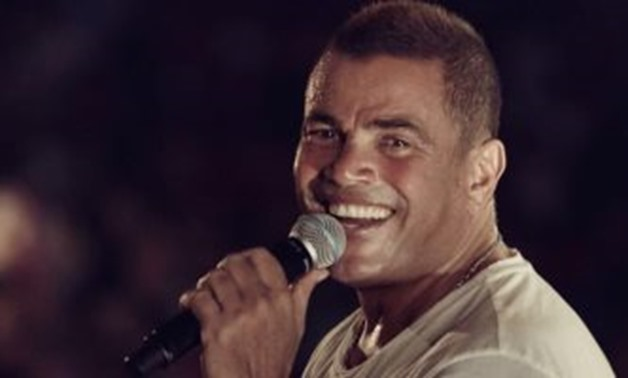 The famous Egyptian singer Amr Diab who was born in 1961 – Egypt Today.