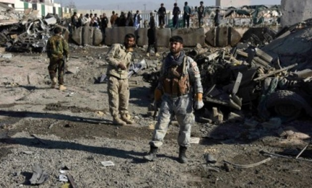 © AFP | The Taliban claimed responsibility for the pre-dawn attack in Afghanistan's southern Kandahar province - FILE