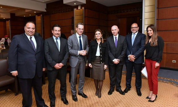 Sahar Nassr signs cooperation protocols with investors - press photo
