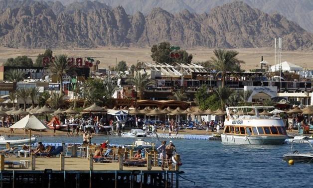 Red Sea resort - FILE
