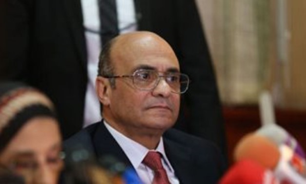 FILE – Minister of Legal and Parliamentary Affairs