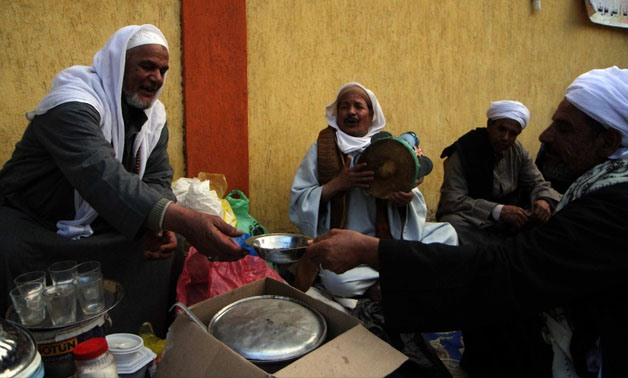Sufis in Egypt (2) - YOUM7 (Archive)/Hassan Mohamed