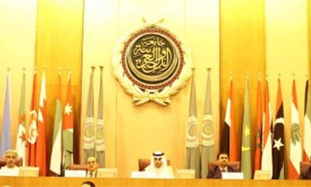 FILE – An Arab Parliament session