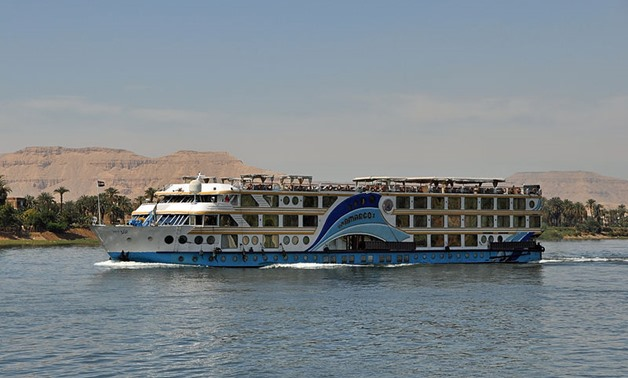 River Cruise on The Nile Luxor March 19, 2013 – Wikimedia