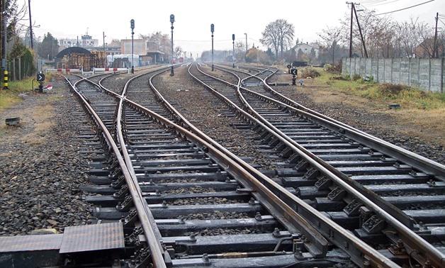 FILE - Railroad