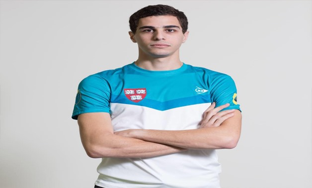 World No. 3 according to PSA, Ali Farag – Courtesy of Ali Farag`s official account on Facebook