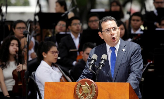 Image result for Guatemala to move embassy to Jerusalem, backing Trump