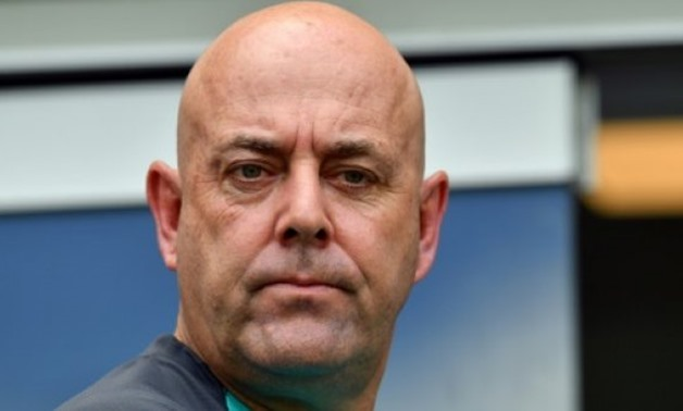 © AFP/File | The English summer season in 18 months will be the last hurrah for Australia cricket head coach Darren Lehmann