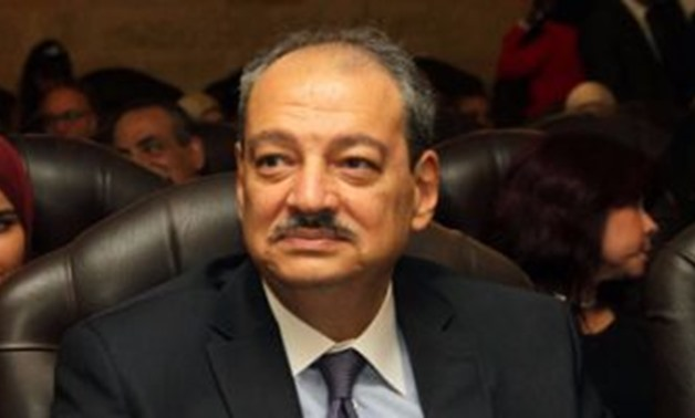 FILE-The Attorney General Nabil Sadek