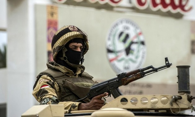 A member of the Egyptian army (Representational image) -