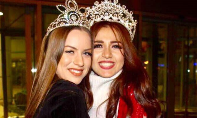 Maria Psilou with Farah Shabban – Official Facebook page