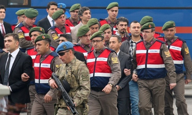 Trial begins for 47 accused of Turkey coup - REUTERS