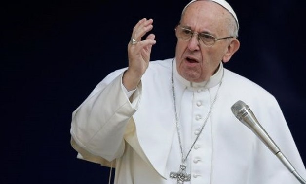 Pope Francis | Photo: Reuters