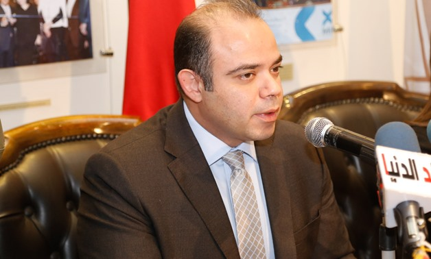 Chairman of the Egyptian Exchange Mohamed Farid