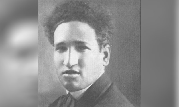 Legendary Egyptian singer and composer Sayed Darwish, the father of Egyptian popular music – Wikimedia Commons