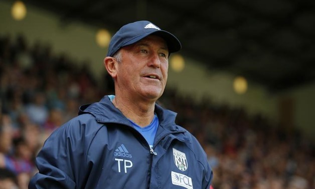 Britain Football Soccer - Crystal Palace v West Bromwich Albion - Premier League - Selhurst Park - 13/8/16 West Bromwich Albion manager Tony Pulis Action Images via Reuters / Andrew Couldridge Livepic