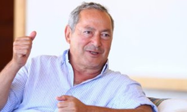 Egyptian businessman Samih Sawiris - FILE