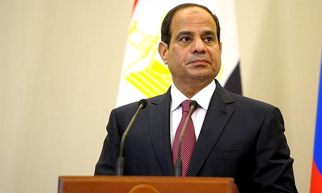 Egyptian President Abdel Fatah al-Sisi - Creative commons via Wikimedia Commons