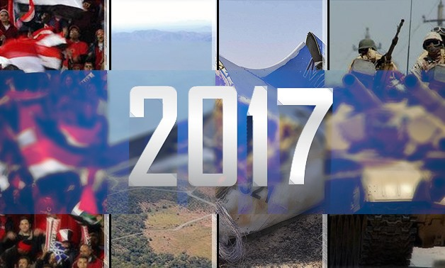 Many great achievements were made in 2017, but some issues are yet closed – photo by Egypt Today