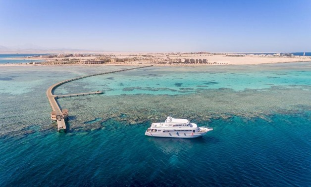 Tourism in Egypt's Red Sea - File photo