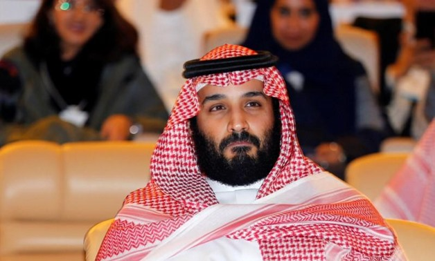 Saudi Crown Prince Mohammed bin Salman attends the Future Investment Initiative conference in Riyadh, Saudi Arabia October 24, 2017. REUTERS