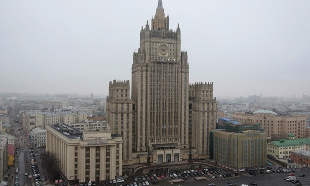 The Russian Ministry of Foreign Affairs - Wikimedia