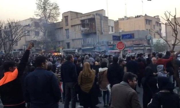 Iran protests continue for fifth day, at least 10 killed - Reuters
