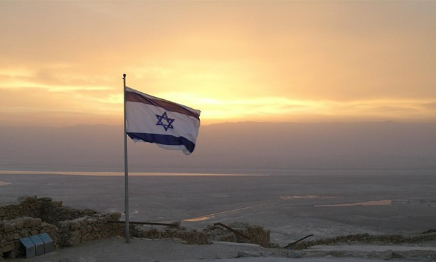 FILE – Flag of Israel