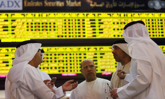 Gulf investors following performance of the stock market- Reuters