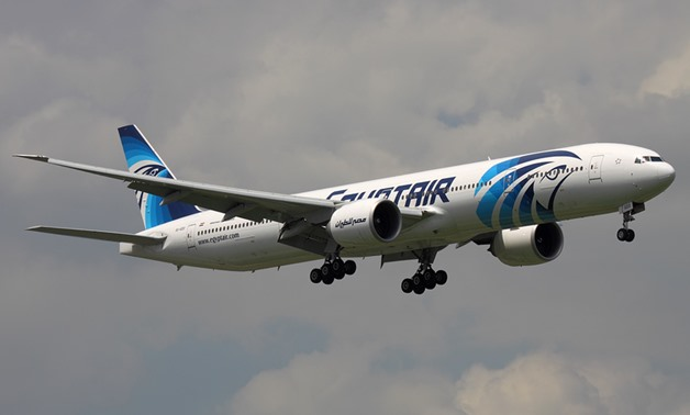 Egypt air launches flights to Moscow – Wikimedia.com