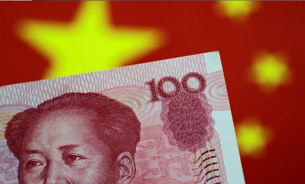 A China yuan note is seen in this illustration photo May 31, 2017 - REUTERS/Thomas White/Illustration