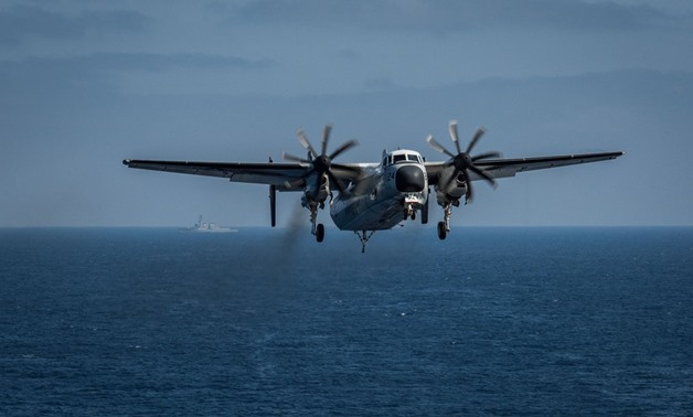 US Navy locates wreckage of missing C-2A plane - AP