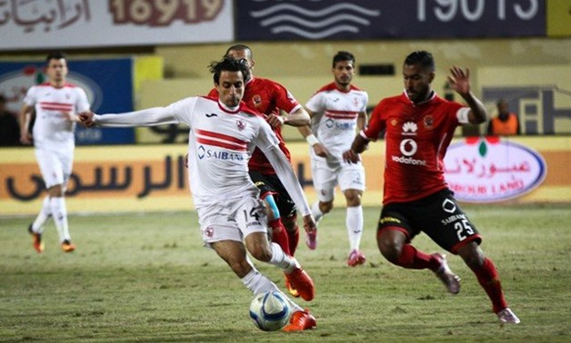FILE – Al Ahly vs Zamalek