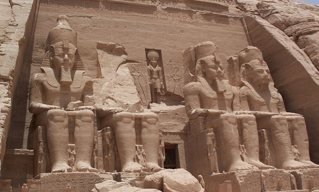 Abu Simbel Temple – Photo Courtesy of Wikipedia