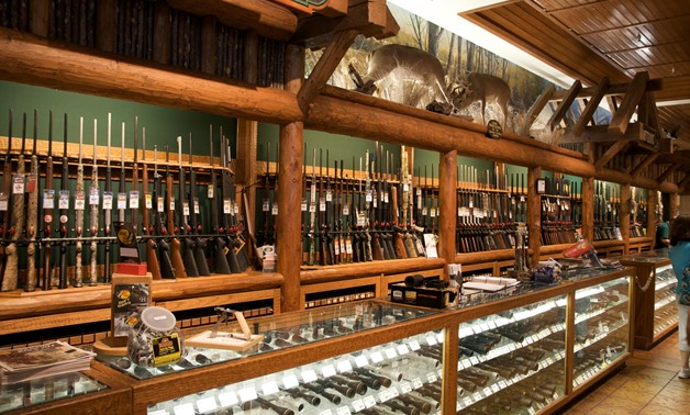 File - Gun shop/ Via Wikimedia Commons