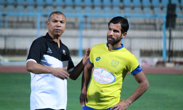 Abo Taleb el-Essawy trusts Ismaily's ability to win the league - Photo Courtesy of Ismaily official website