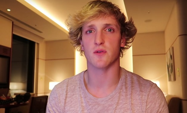 Screenshot of Logan Paul in his apology video, January 11, 2018 - Logan Paul Vlogs/YouTube Channel