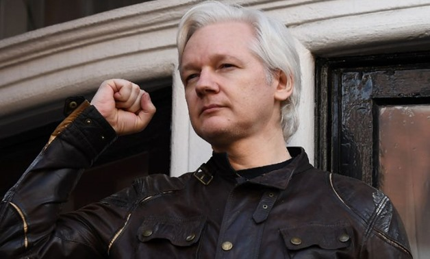 WikiLeaks founder Julian Assange has refused to leave the Ecuadoran embassy in London, claiming he fears being extradited to the United States - AFP