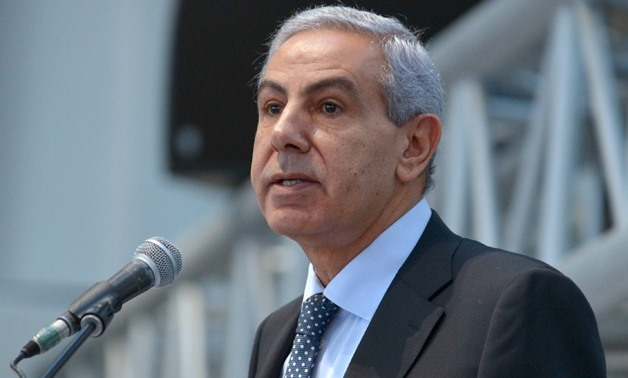 FILE – Minister of Industry and Foreign Trade, Tarek Kabil